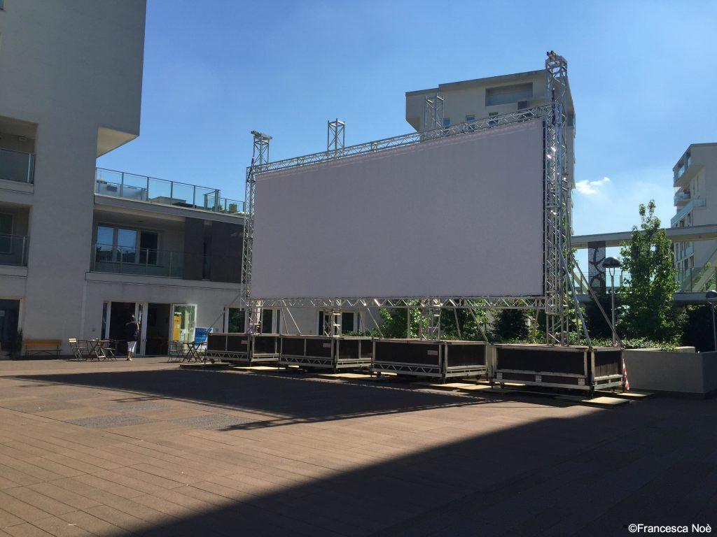 cinema all'aperto a Milano: Mare Culturale Urbano