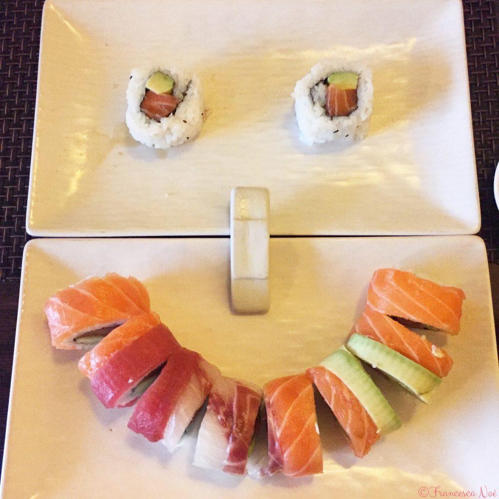I 5 1 sushi all you can eat pi buoni di milano a milano puoi - Porta pranzo tiger ...