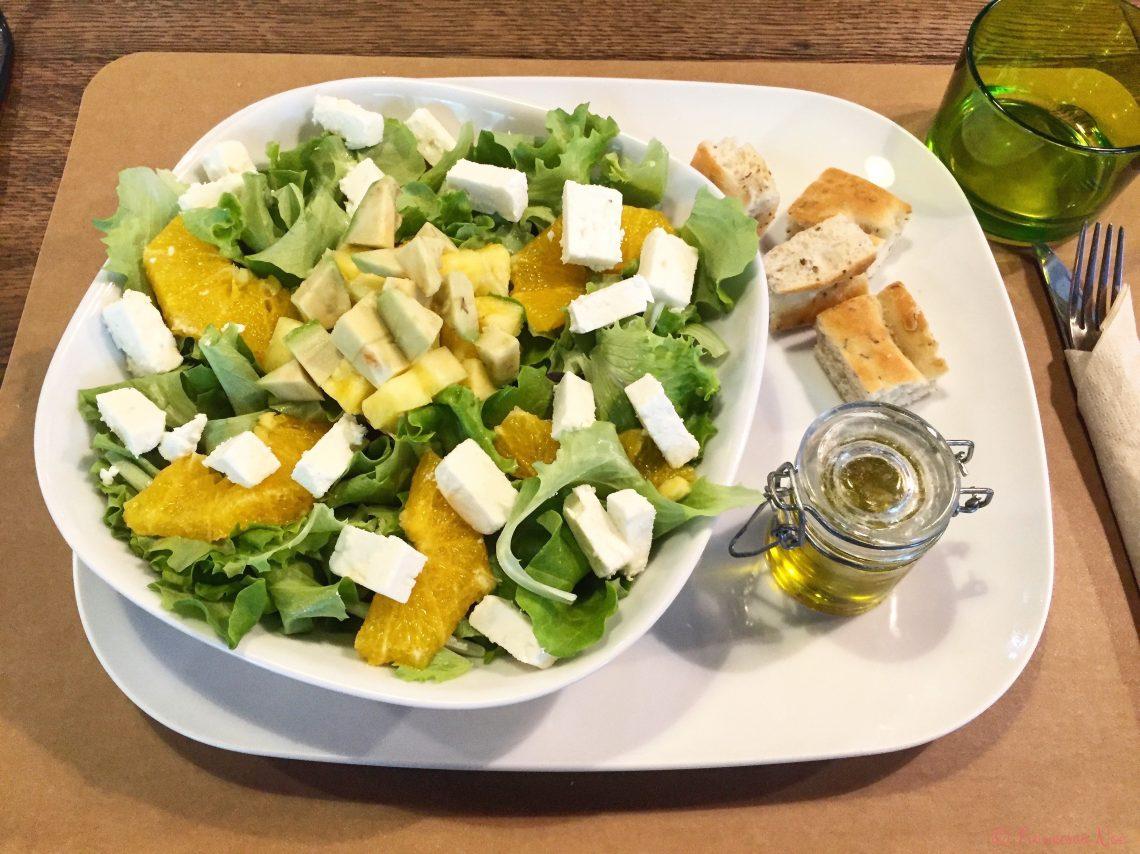 salad milan