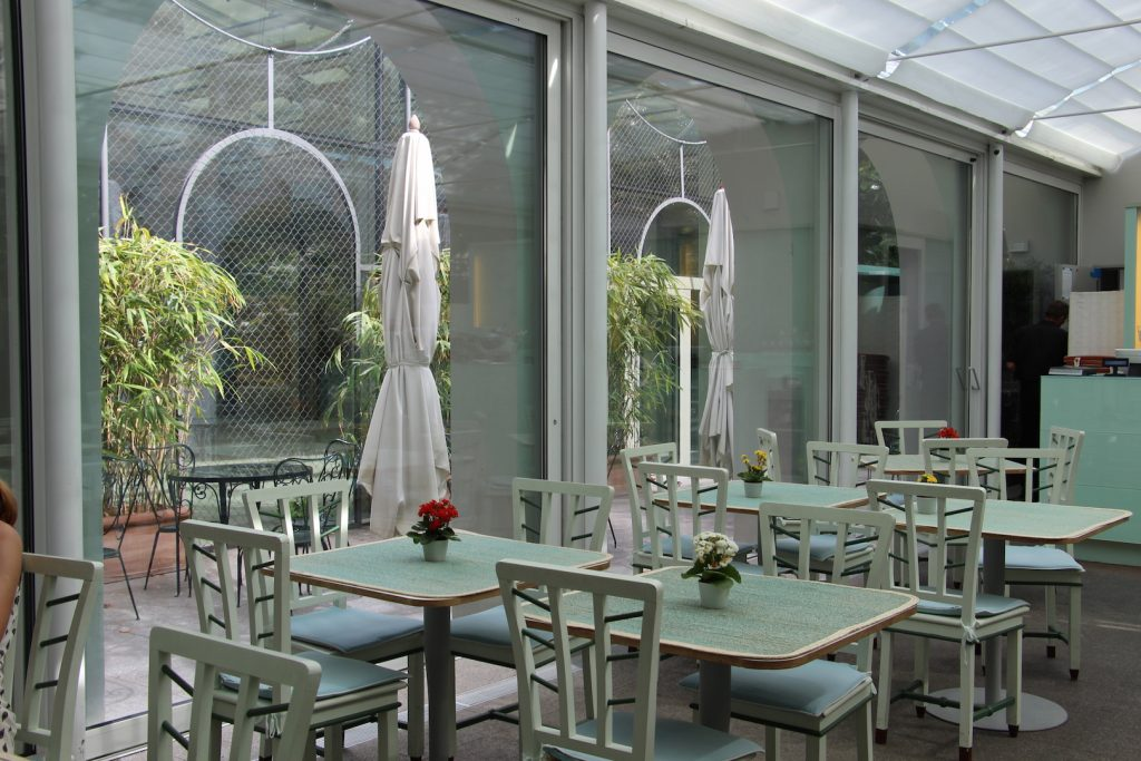 caffetterie musei villa necchi campiglio milano