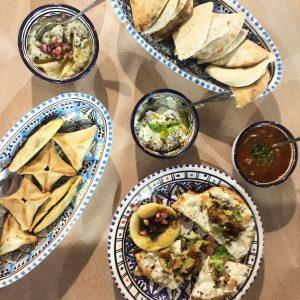 Fairouz: cucina libanese vegetariana