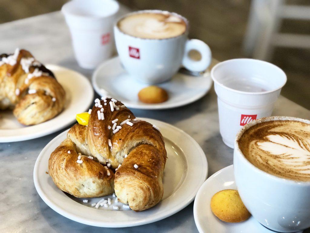 Colazione a Milano: rizzo come a casa