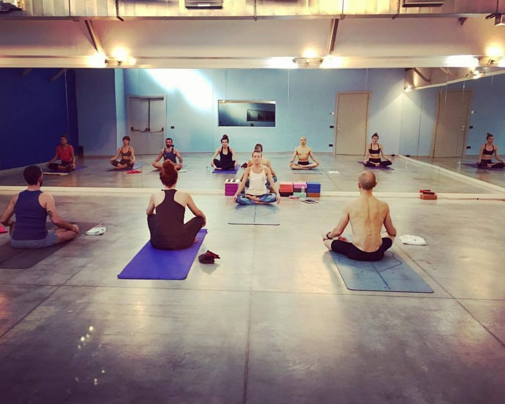 spera yoga milano