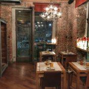 ristoranti romantici a Milano: llevataps