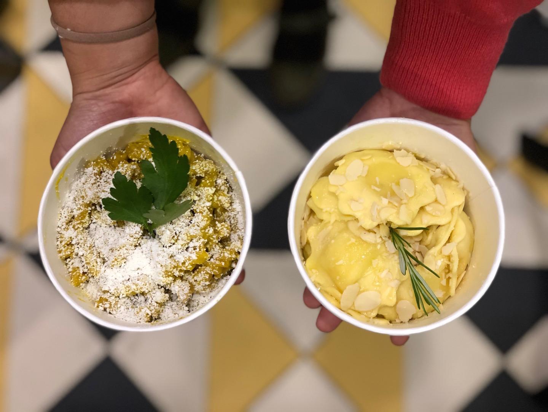 pasta fresca a milano