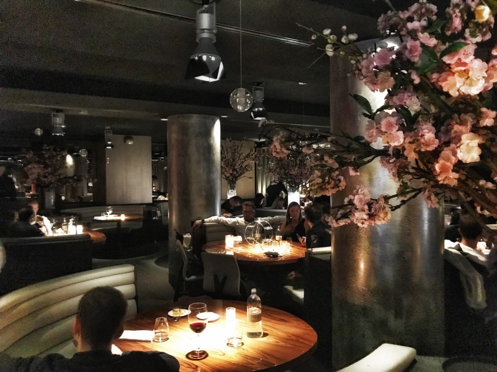 Stk Milan steakhouse
