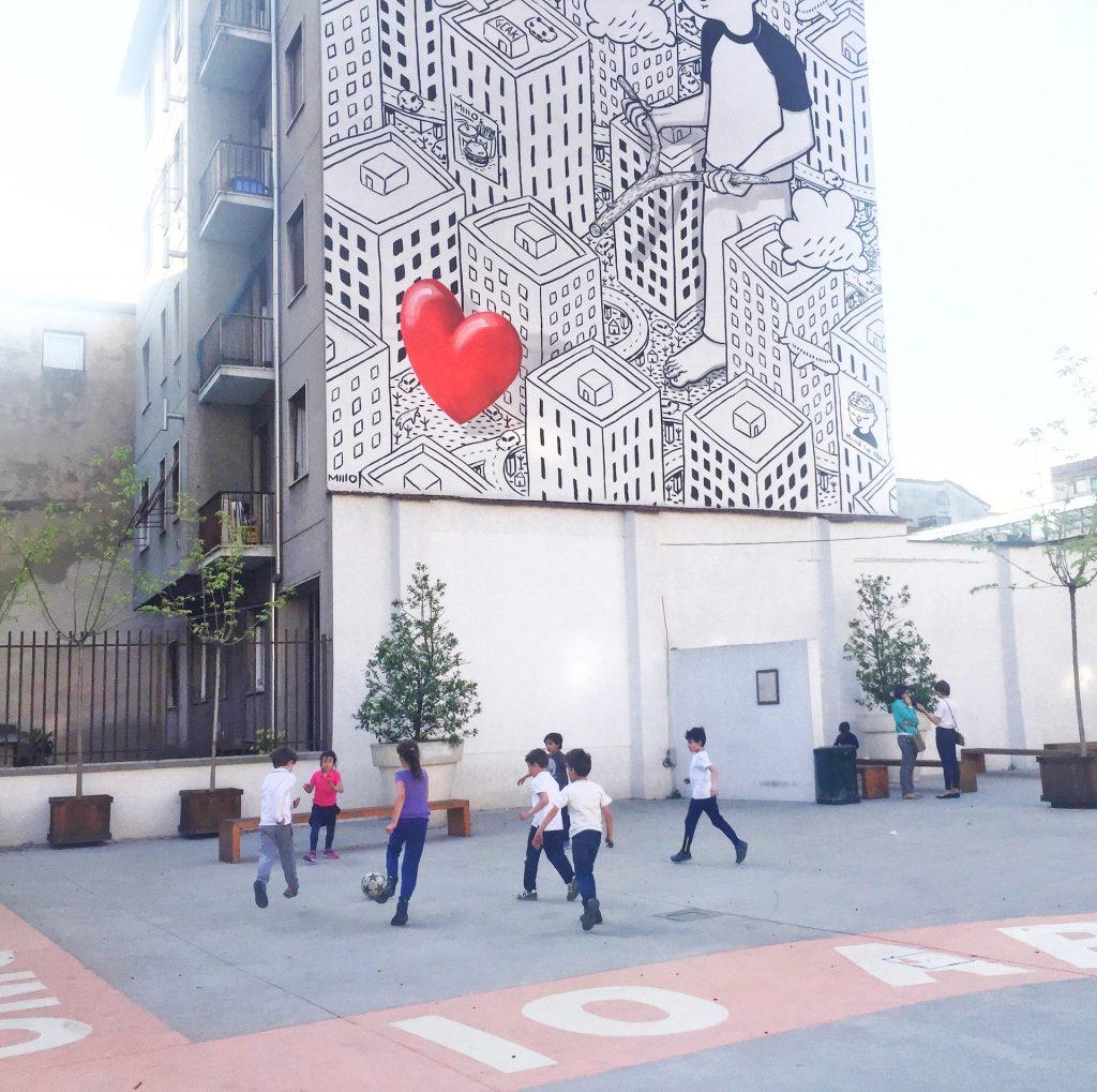 giardino delle culture milano