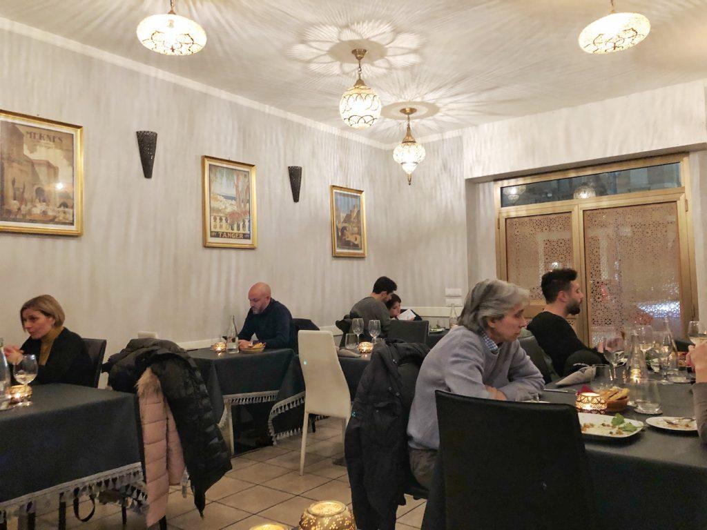 Autentica cucina marocchina da Maison Touareg, a Milano. - | A ...
