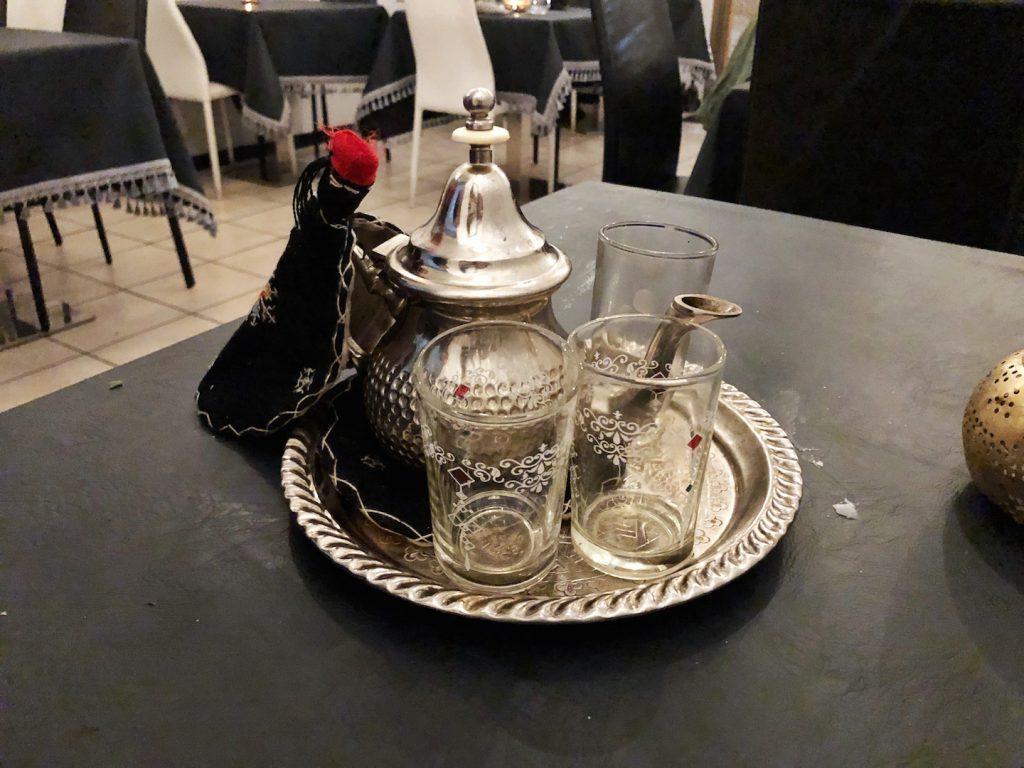 maison touareg cucina marocchina milano