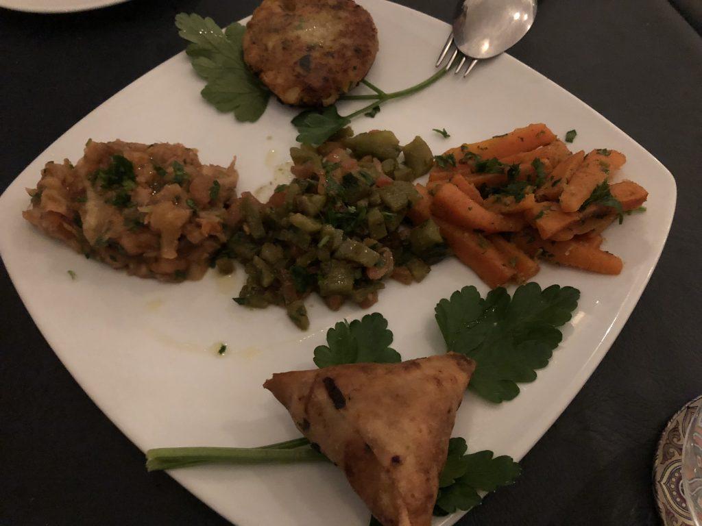 maison touareg mangiare sano a milano