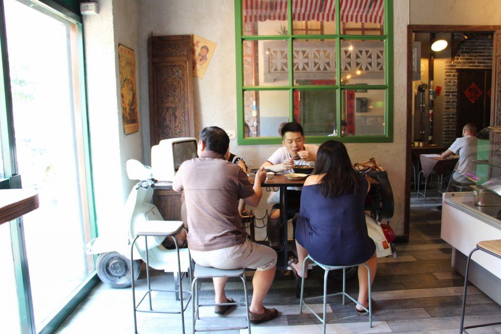 maoji street food milan