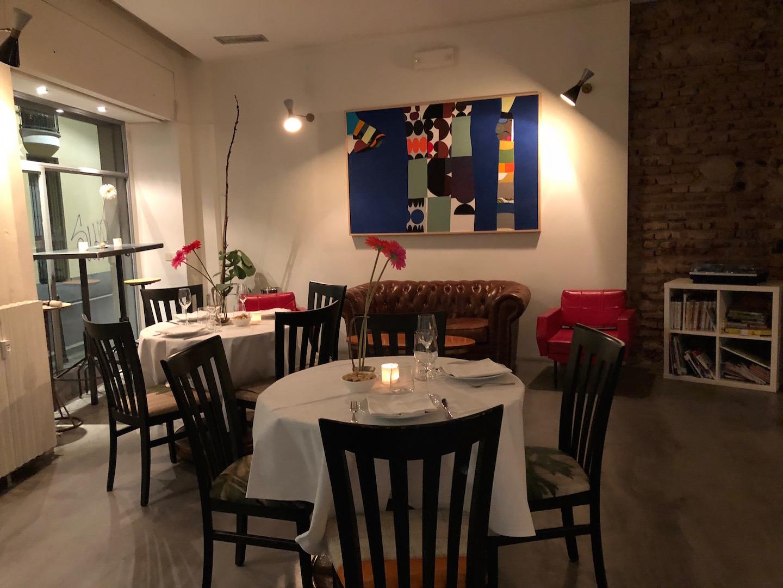 Ristoranti romantici a Milano: Mieru Mieru