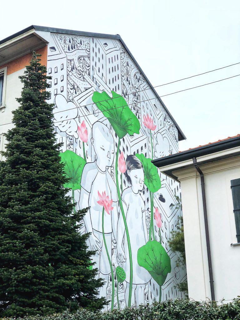 street art milano millo