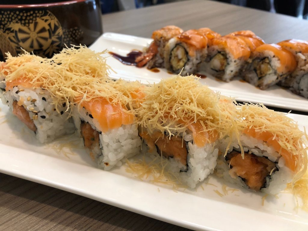 all you can eat sushi milan