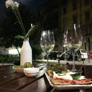 aperitivo all'aperto a Milano maddài