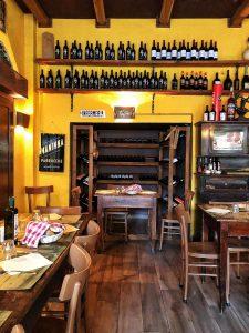 giulio pane e ojo cucina romana a milano