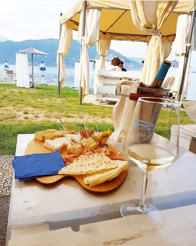 lido beach club baveno gita fuori porta lago maggiore