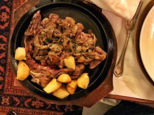 tagliata di carne montalcino milano