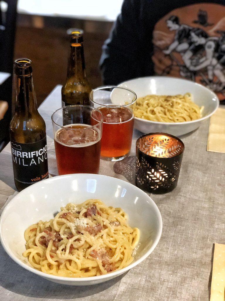 platina cucina romana a milano