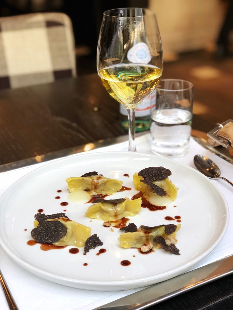 ravioli tartufi & friends milano