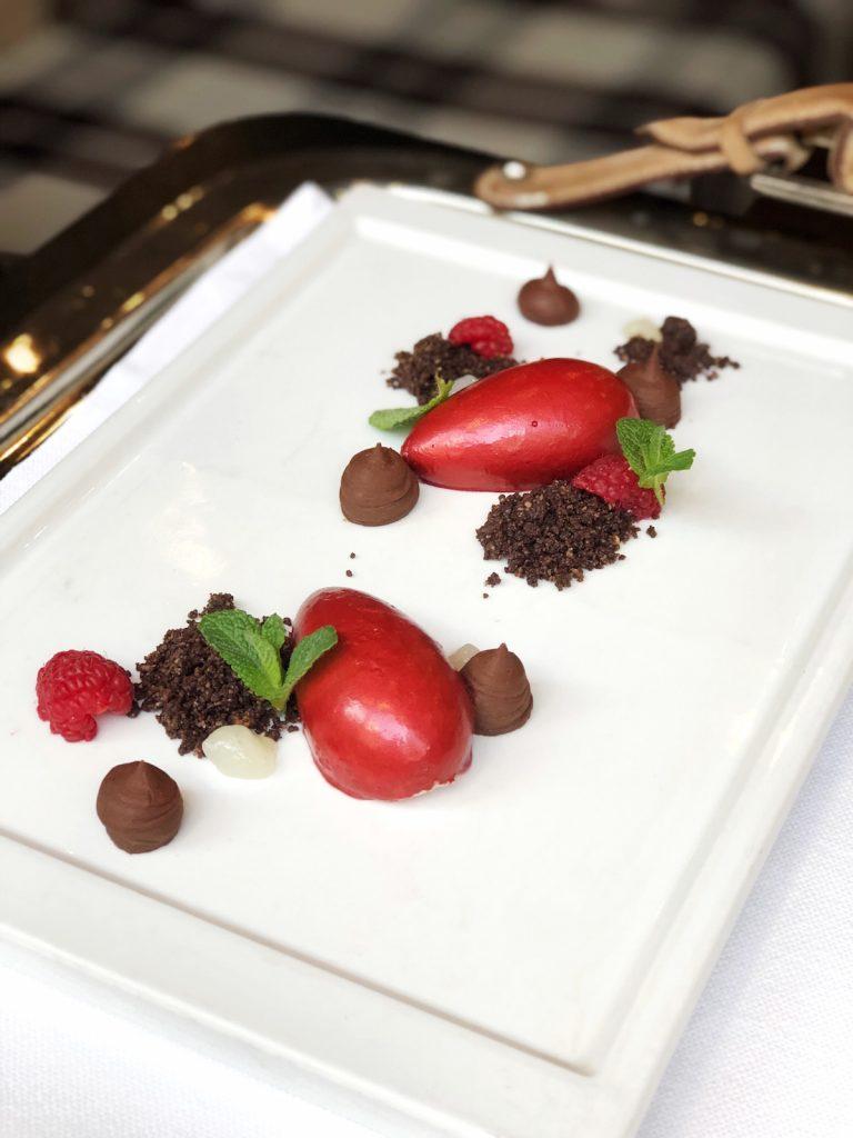 dessert tartufi & friends milano