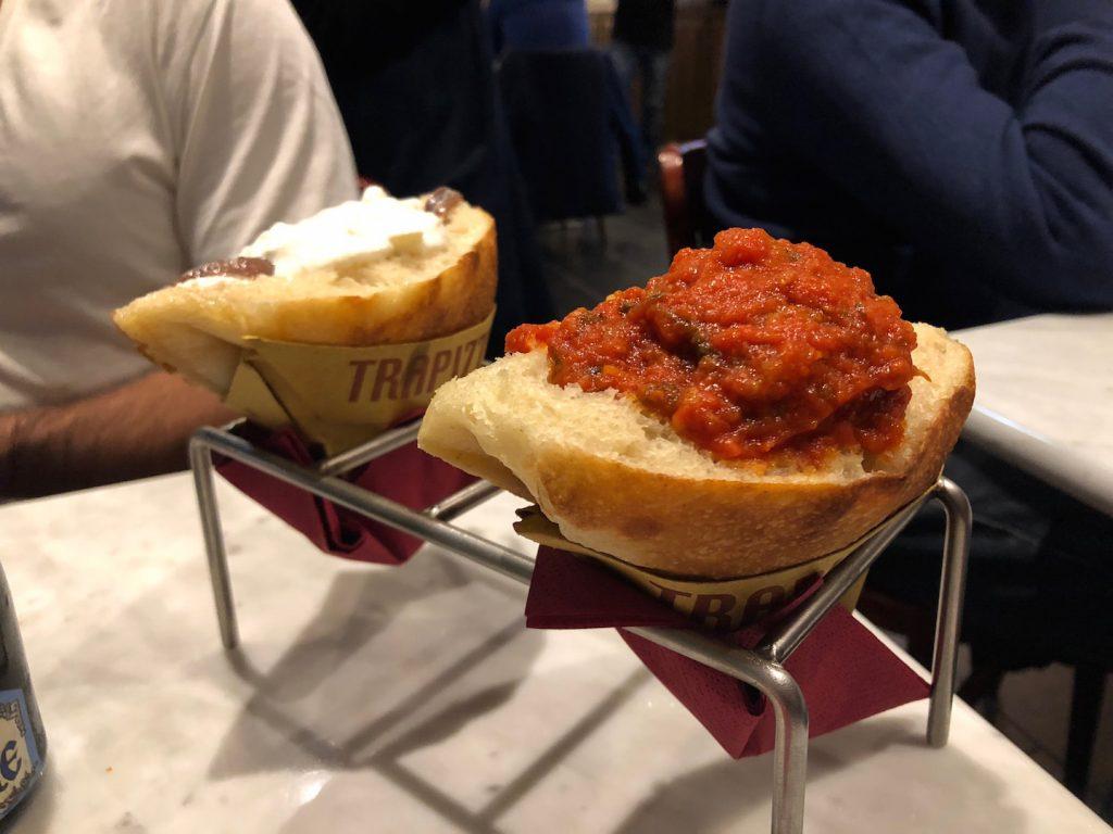 trapizzino cucina romana a milano