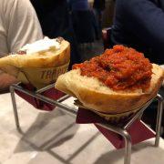 ristoranti economici a milano: trapizzino