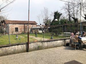 giardino casottel milano