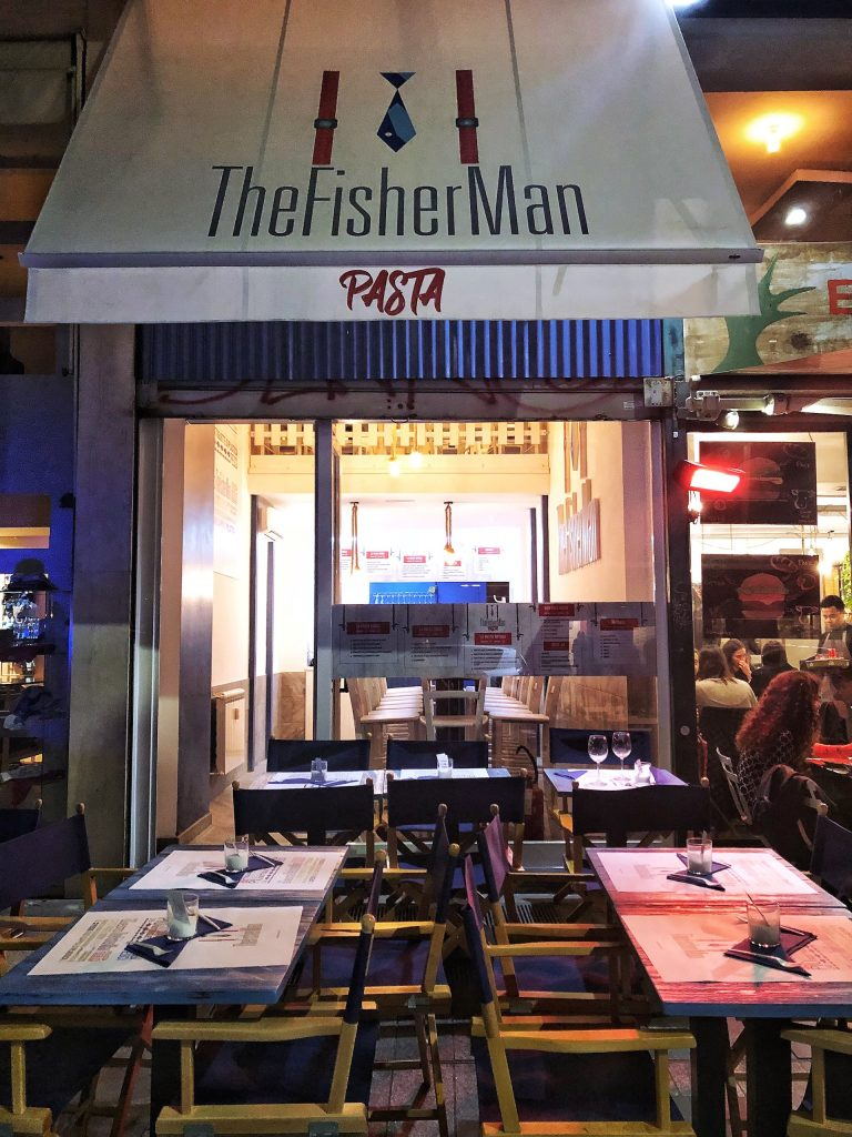 the fisherman pasta