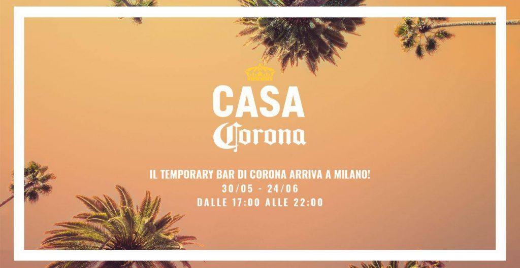 casa corona a Milano