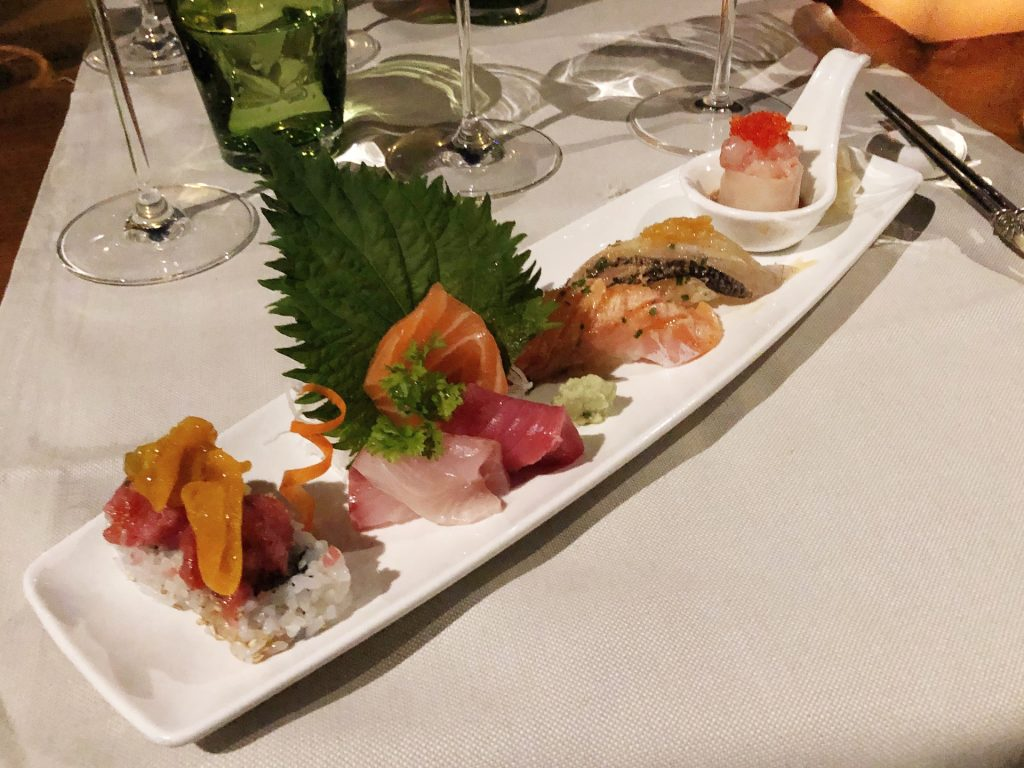 sushi misto mu fish
