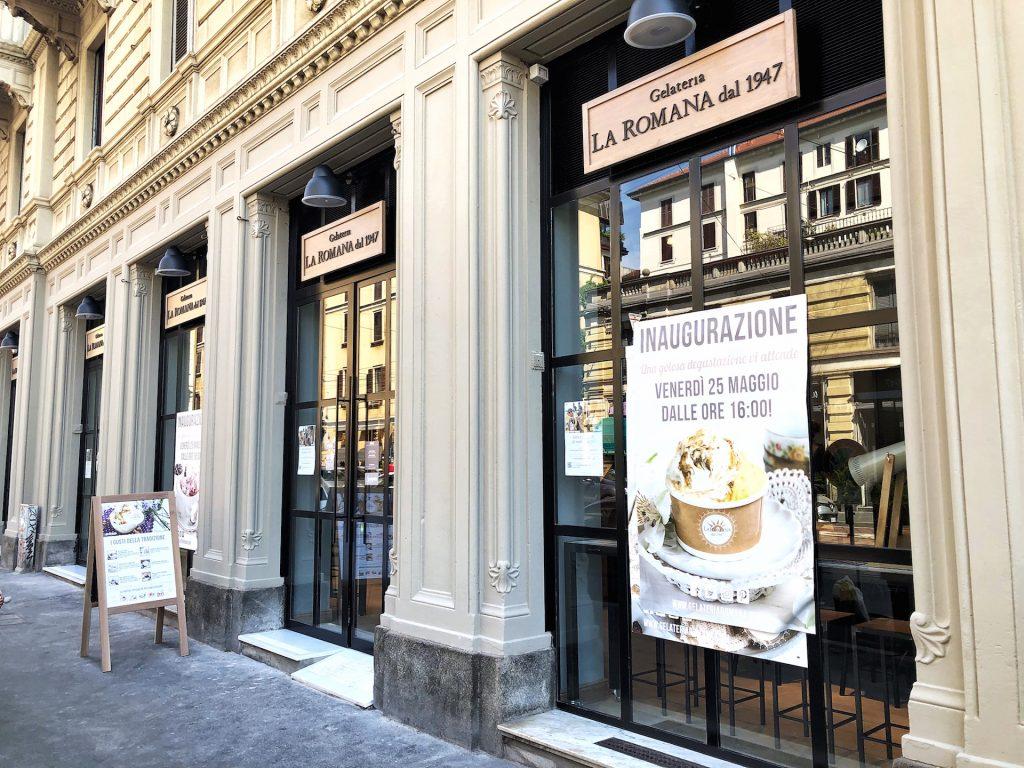 gelateria la romana milano