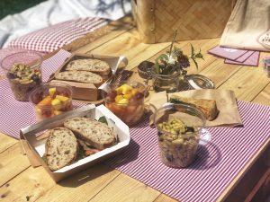 brunch all'aperto al novotel milano linate