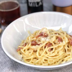 pasta fresca a milano platina spaghetti gricia