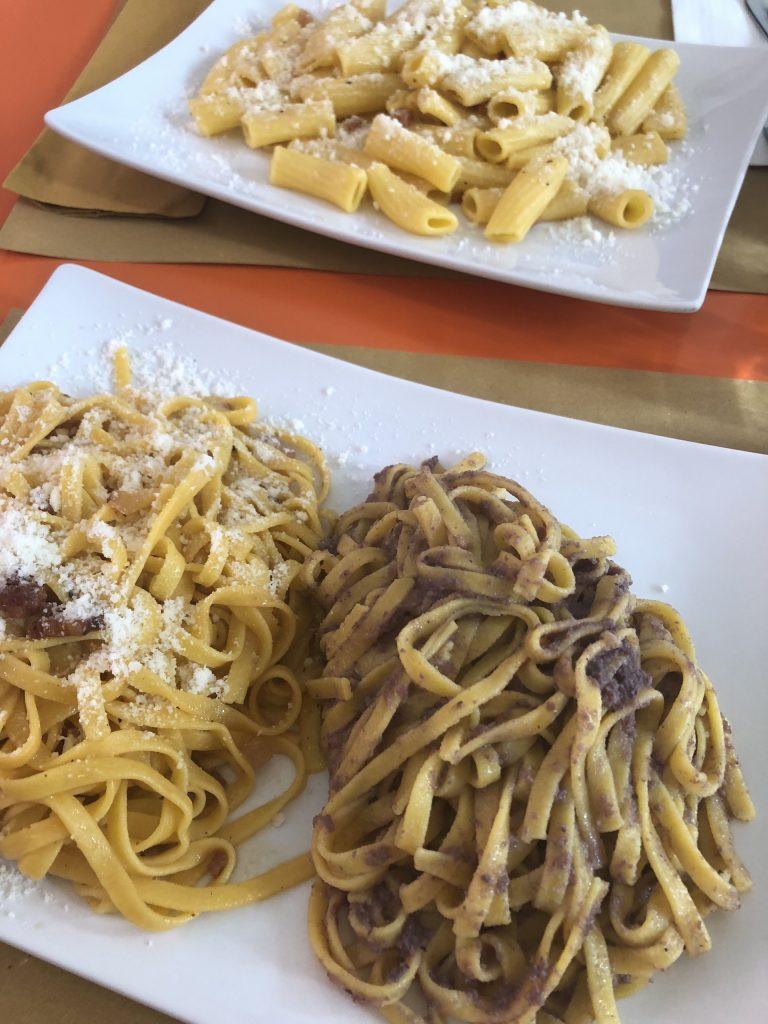 pasta fresca a milano tagliolini