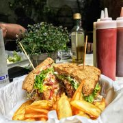 hamerica's mangiare veloce a milano