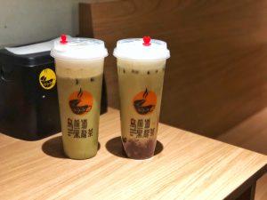 health oolong tea bubble tea a milano