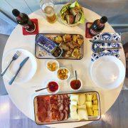 aperitivo da Petiscaria a milano