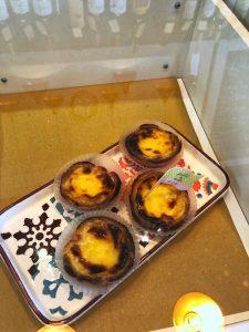 Petiscaria pastel de nata