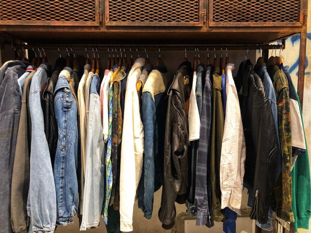 East Market Shop abbigliamento vintage