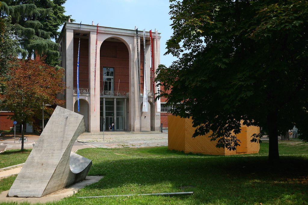 musei a milano attorno a parco sempione  triennale