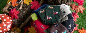 calze colorate a milano gallo
