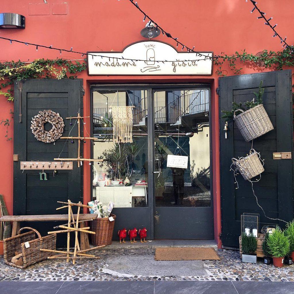shopping natalizio a Milano