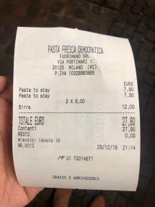 Pasta Fresca Democratica