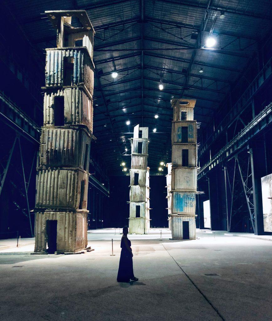 pirelli hangar bicocca milano