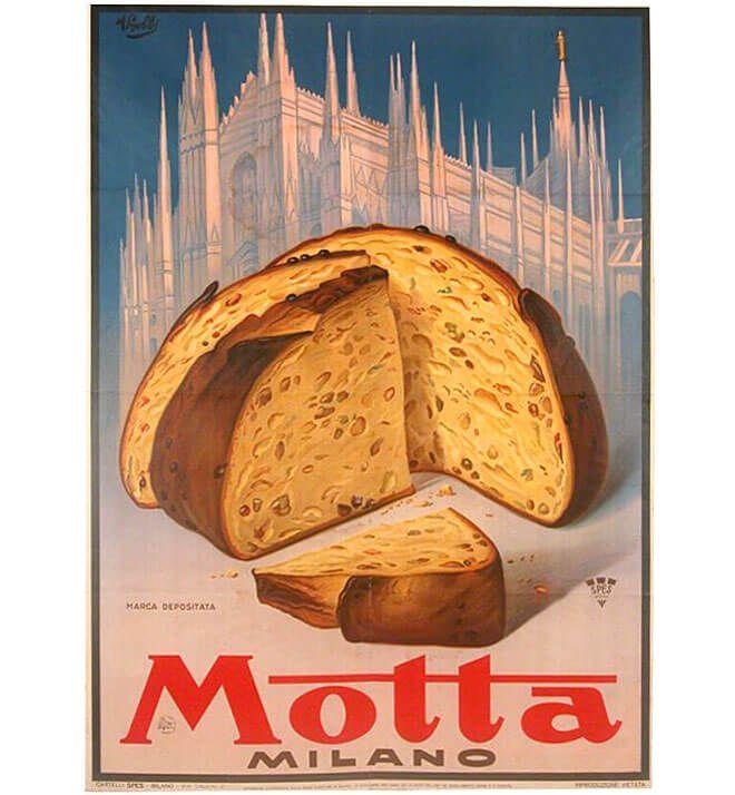 vero panettone milanese motta