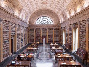 cosa fare a parma: biblioteca palatina
