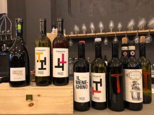 Enoteche nuove a Milano: I vini di cantina urbana