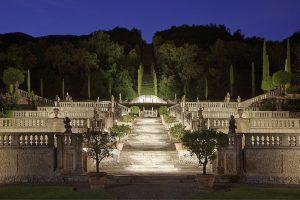 Giardino della Villa Della Porta Bozzolo