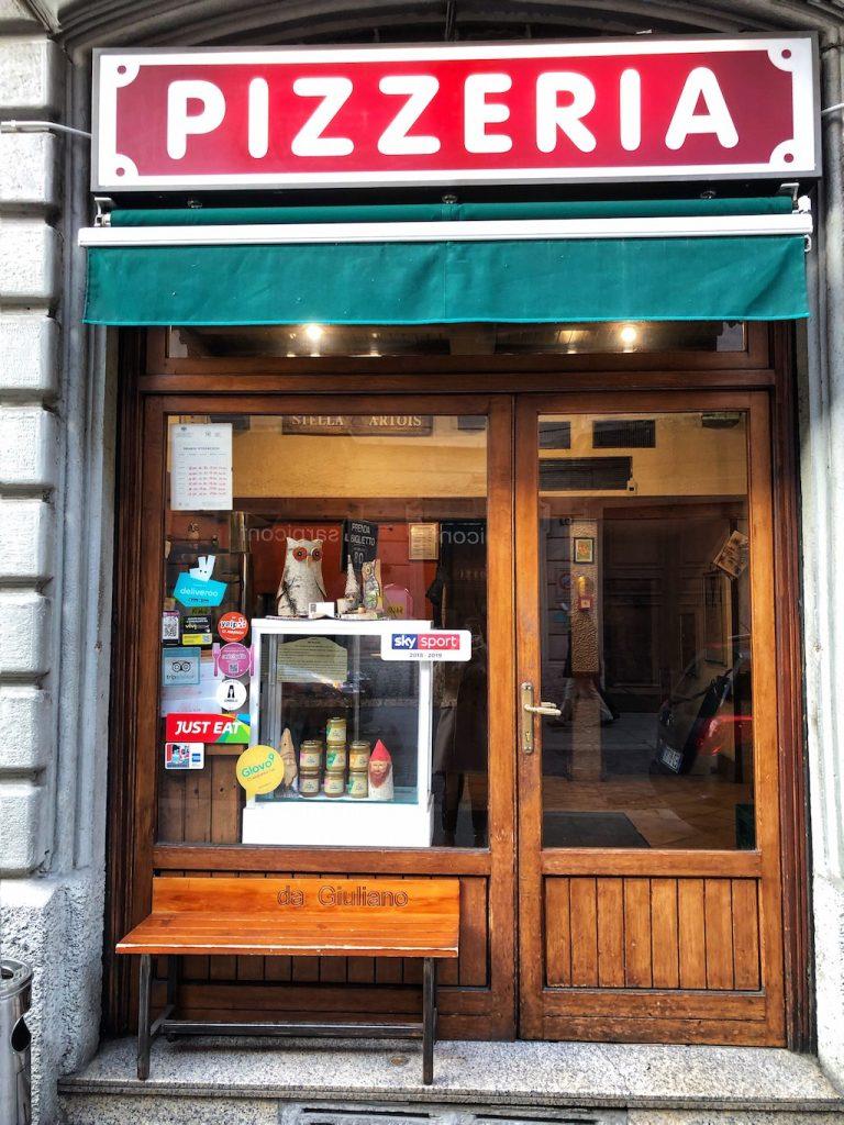 ristoranti economici a Milano: Da Giuliano